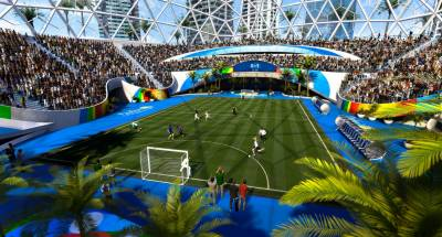 DUBAI IS FEATURED IN EA SPORTS FIFA21 LAUNCHED WORLDWIDE ON 9 OCTOBER