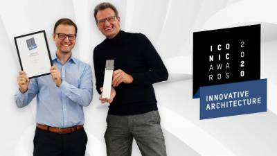hansgrohe honored three times with the