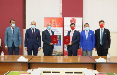 College of Dentistry, Gulf Medical University announces Certificate Course in Digital Dentistry and 3D Printing with School of Dentistry, San Raffaele University, Milano