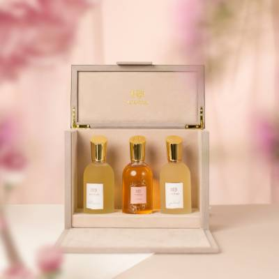 Discover Harmony&Chemistry in One Luxurious Box with LOOTAH Perfumes' New'Velvet Blend' Gift Sets