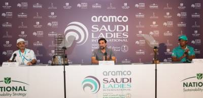 FIRST EVER WOMEN'S GOLF TOURNAMENT KICKS OFF IN SAUDI ARABIA AS LEADING NATIONAL GOLF SUSTAINABILITY STRATEGY UNVEILED
