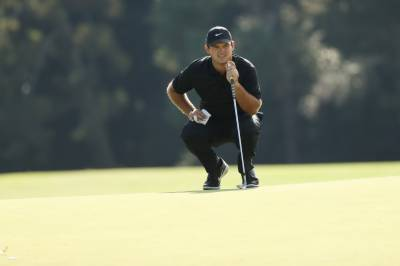 REED IN POLE POSITION FOR RACE TO DUBAI TITLE AS DP WORLD TOUR CHAMPIONSHIP LOOMS