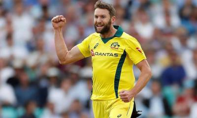 Andrew Tye joins Australian squad for Dettol One-Day and T20I Series
