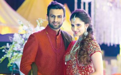 Shoaib proposed marriage in such a way that he could not refuse, Sania Mirza