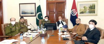 A delegation of Pakistan Minority Commission led by Dr. Shoaib Suddle called on IG Punjab