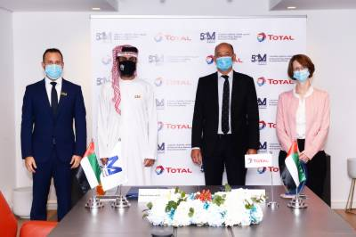 Al Masaood TBA and Total Marketing Middle East ink strategic new distributorship agreement to better serve customers with expanded presence