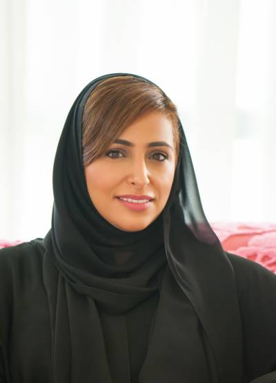 Bodour Al Qasimi, first Arab woman to be appointed president of the International Publishers Association