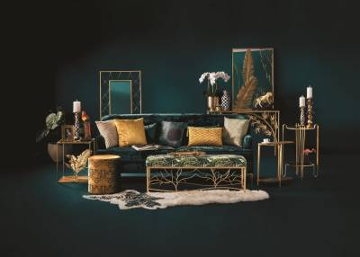 Bring glamour to your interiors with Centrepoint's new trendy home décor and furnishings collection