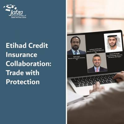 JAFZA-BASED COMPANIES CAN TRADE WITH CONFIDENCE LEVERAGING ETIHAD CREDIT INSURANCE SOLUTIONS