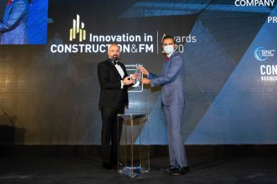 Provis Wins Property Management Company of the Year at Innovation in Construction & FM Awards 2020