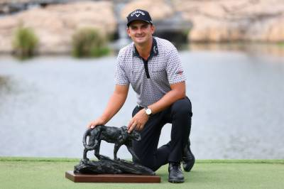 BRILLIANT BEZUIDENHOUT MOVES INTO TOP 10 OF RACE TO DUBAI WITH ALFRED DUNHILL CHAMPIONSHIP WIN