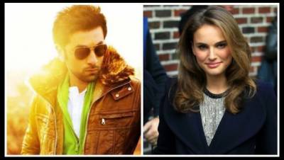 Hollywood actress Natalie Portman scolded Ranbir Kapoor for request of a photo