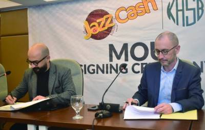 JazzCash and KASB Securities join hands to promote retail investment