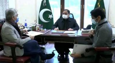 Provincial Minister Aslam Iqbal called on Chief Minister Usman Buzdar and reviewed in detail the steps taken for cleanliness in Lahore city.