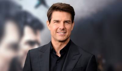 Tom Cruise enlisted the help of robots to rescue Corona