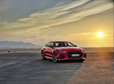 Power meets beauty: the new Audi RS 6 Avant and RS 7 are now available in Dubai and Northern Emirates