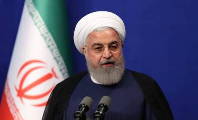 Trump's anti-Iran policy completely failed, President Rouhani