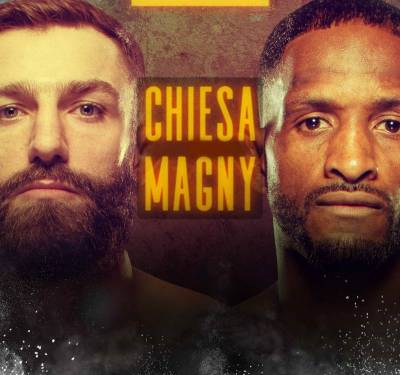 """UFC FIGHT NIGHT: CHIESA vs. MAGNY to be Aired on """"UFC Arabia"""" App, STARZPLAY and Etisalat e-Life TV"""