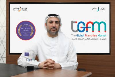 TGFM Named the MEA's Franchising Event of the Year 2020