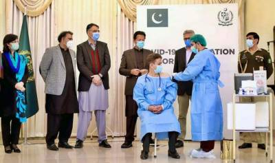 Corona vaccination launched in Pakistan, an important milestone in epidemic prevention