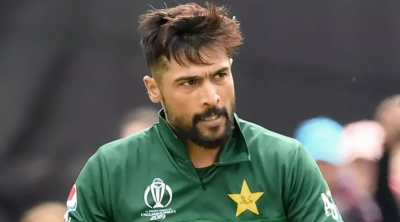 Mohammad Aamir targeted Hafeez under the pretext of Sarfraz