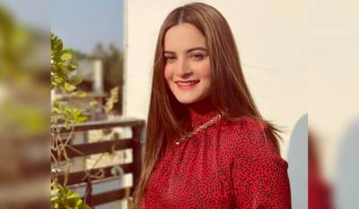 Aiman Khan broke the silence on the accusation of buying Instagram followers