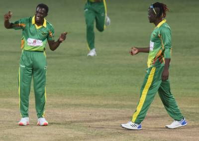 Birthday boy Edward and Cottoy show their mettle as Windwards Volcanoes win big