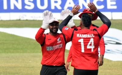 Rampaul on the ball for Trinidad & Tobago Red Force as they make it four wins in a row