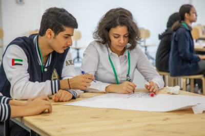 SCFO brings UNICEF toolkit for adolescent engagement to youth entities in Sharjah