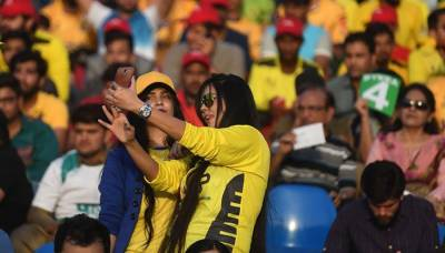 The excitement of the spectators increased the popularity of PSL