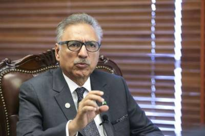 The desire for peace is our strength, it should never be considered a weakness, President Dr. Arif Alvi said