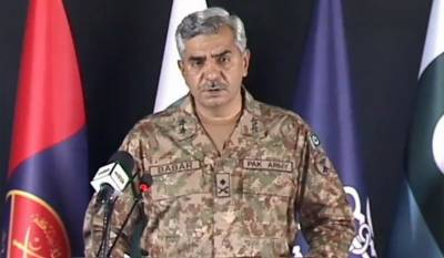 With the support of the nation, we will defend the motherland from all dangers: DG ISPR