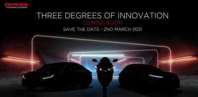 Honda Motor Co.(Middle East and Africa) Announces the Biggest Launch of the Year