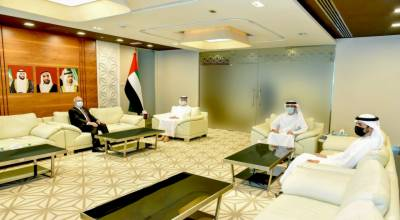 The Arab Academy for Science, Technology and Maritime Transport branch in Sharjah collaborates with the UAE Ministry of Energy and Infrastructure