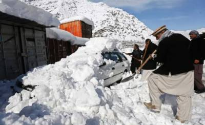Avalanche kills 14 in Afghanistan