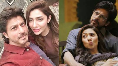 From a young age, I wanted to work with Shahrukh Khan, said Mahira Khan