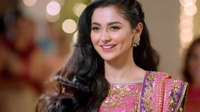 Hania Amir responds to critics of the use of beauty filters in her photo