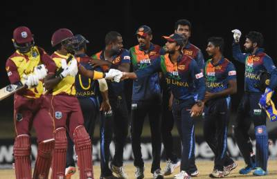 Sri Lanka win second match; stage set for series decider on Sunday night at Coolidge Cricket Ground