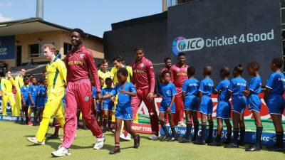ICC Under-19 Men's Cricket World Cup 2022 takes centre stage