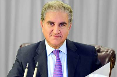 Foreign Minister Makhdoom Shah Mehmood Qureshi leaves for UAE