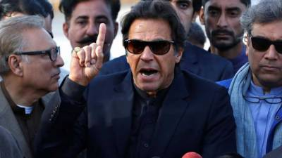 No one is above the law and the constitution, PM Imran Khan said
