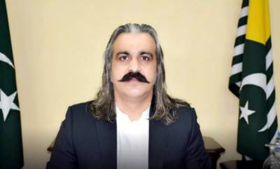 Federal Minister for Kashmir and Gilgit-Baltistan Ali Amin Gandapur condemned the Quetta blast