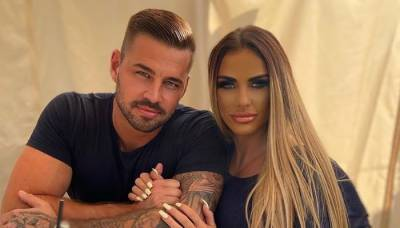 Katie Price is engaged for the seventh time