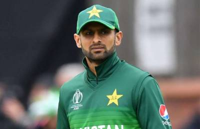 Shoaib Malik also prayed for the Indian people