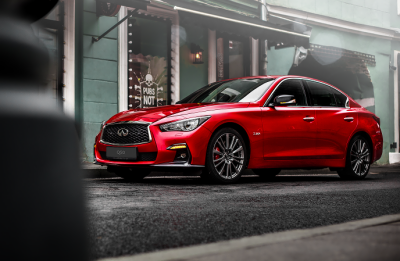 Get up to AED 10,000 above market valueon a brand new Q50 with anEid trade in campaign from INFINITI of Arabian Automobiles