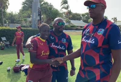 Taylor leads West Indies Women to victory in CG Insurance 1st ODI against Pakistan Women