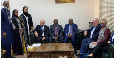 Organization of Islamic Cooperation and UN Integrated Office in Somalia hold discussions on strengthening support for Somalia